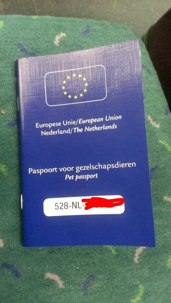 ペットパスポート