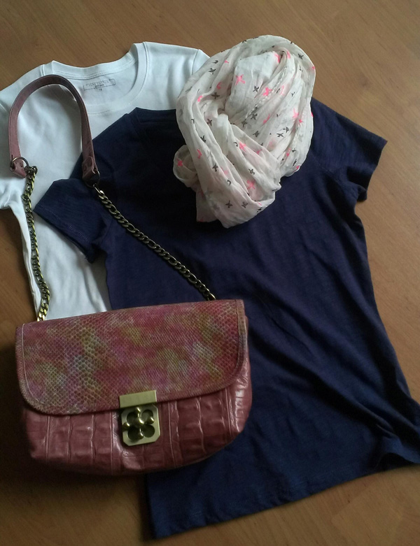 tshirt&bag