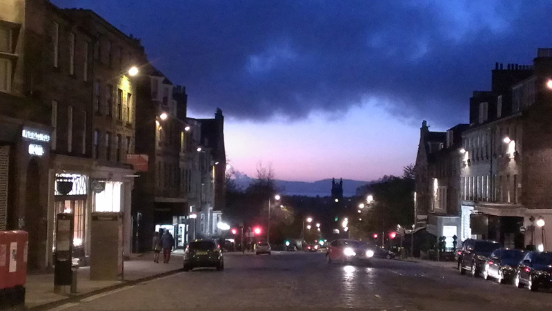 edinburgh new town townscape 1