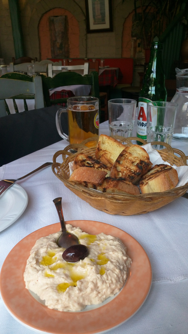 Food in Athens 3